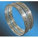 Junak stainless steel rim