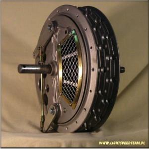 Wyścigowy hamulec Robinson 4LS 230mm replika
