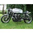 Renowacja/przebudowa motocykla